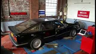 Download Rover V8 SD1 Vitesse 4.5 Rovercraft Twin Turbo Omex 710 ECU Rolling Road Dyno Video