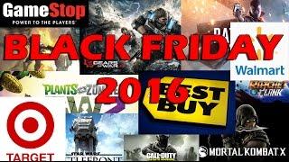 Download Black Friday 2016: Gamestop, Best Buy, Target, and Walmart Video