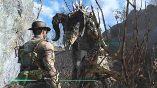 Download Fallout 4 Pet DeathClaw Video