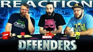 Download Marvel's The Defenders Official Trailer REACTION!! Video