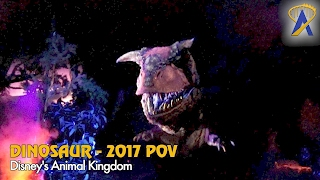 Download Dinosaur - 2017 Ride POV at Disney's Animal Kingdom Video