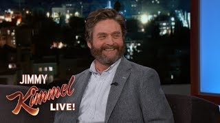 Download Zach Galifianakis Has Had the Same Car for 20 Years Video
