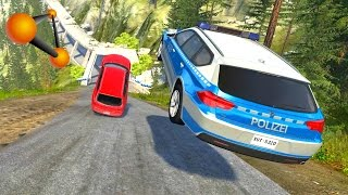 Download HIGH SPEED CRASHES - ACCIDENTES REALISTAS!! #13 - BeamNG Drive Video
