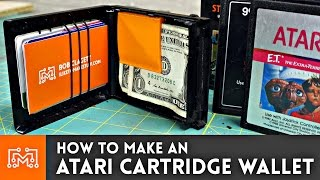 Download Atari Game Wallet // How-To Video