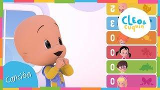 Download CINCO MONITOS. Cleo & Cuquin I Familia Telerin. Canciones Infantiles para niños Video