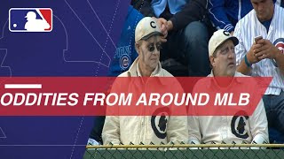 Download MLB Oddities of the Week Video
