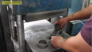 Download Manufacture Process of Ceramic (Silicon, Tungsten, Alumina) - Carbosystem Video