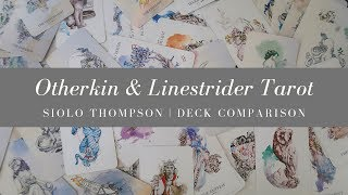 Download Otherkin & Linestrider Tarot Side-by-Side | The Art of Siolo Thompson Video