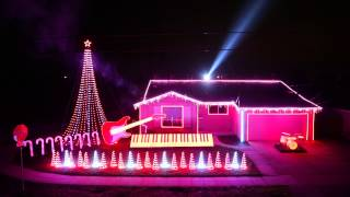 Download Best of Star Wars Music Light Show - Home featured on ABC's Great Christmas Light Fight! Video