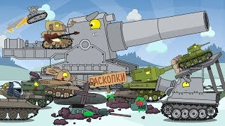 Download Топ 12 серий - Мультики про танки Video
