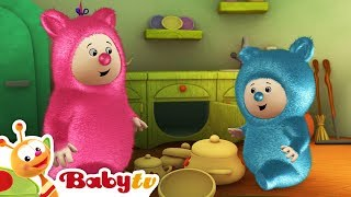 Download Billy Bam Bam Making Music with Cymbals | BabyTV Video