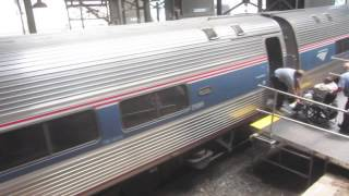 Download Pennsylvanian: AMTRAK from NYC to Pittsburgh Video