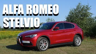Download Alfa Romeo Stelvio 280HP (ENG) - Test Drive and Review Video