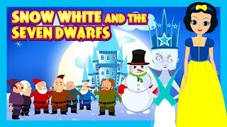 Download Snow White and Seven Dwarfs - Kids Animation Stories || Snow Queen VS Snow White Video
