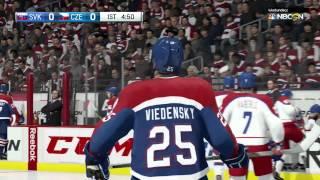 Download NHL 16 CZ PS4 - prvni gameplay - Ceska Republika vs. Slovensko + soupisky ELH Video