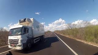 Download Saindo Do Posto Fiscal Trevão Ibó, Percorrendo A BR 116 No Temido Trecho De Assalto. Video