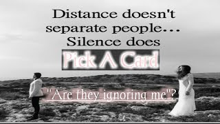 Download Pick A Card- Is he/she Ignoring me?! Video