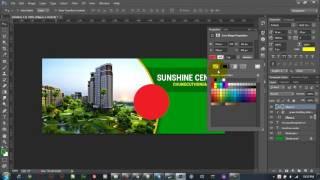 Download Hướng dẫn thiết kế banner đơn giản bằng photoshop Video