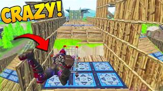 Download WORLD'S BIGGEST BOUNCE PAD TRACK! - Fortnite Funny Fails and WTF Moments! #241 (Daily Moments) Video