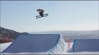 Download Björnrike Snow Park - Freerides Parktour Video