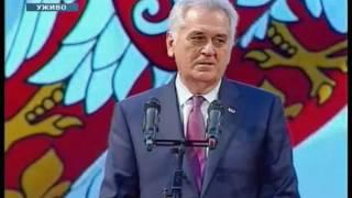 Download Svečana akademija povodom 9. januara - Dana Republike // Tomislav Nikolić, predsjednik Srbije Video