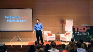 Download Give a TED talk everywhere you go: Jason Teteak at TEDxMadison Video