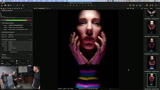 Download Portraits and Fashion with Small Flash: OnSet with Daniel Norton Video