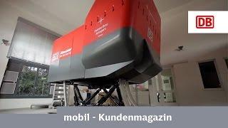 Download DB-Challenge - Lok BR 101 im Zugsimulator fahren Video