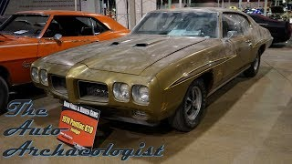 Download MCACN Barn Finds 1970 Pontiac GTO Judge Video
