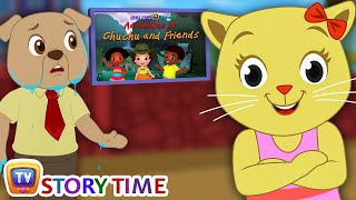 Download Kittens Vs Dogs Movie Prank | Cutians Cartoon Comedy Show For Kids | ChuChu TV Video