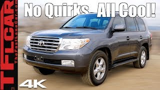 Download Here's Why the Toyota Land Cruiser is the Best Boring Car You Can Buy! Video