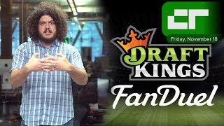 Download FanDuel and DraftKings Merge | Crunch Report Video