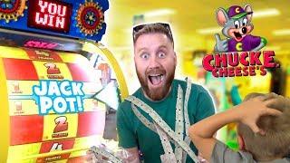 Download Chuck E Cheese Family Ticket Battle: Arcade Games & Family Fun! Video