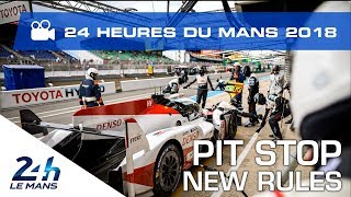 Download New pit stop rules - 24 Heures du Mans Video