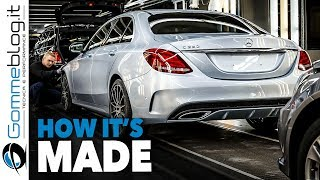 Download HOW IT'S MADE Mercedes-Benz C-Class 2017 CAR FACTORY Assembly Production Line Video