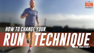 Download How To Change Your Run Technique (And The Best Time To Do So) Video