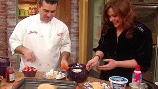 Download Buddy Valastro Dresses Up Your Fave Store-Bought Ingredients Video