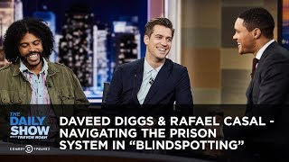 "Download Daveed Diggs & Rafael Casal - Navigating the Prison System in ""Blindspotting"" 