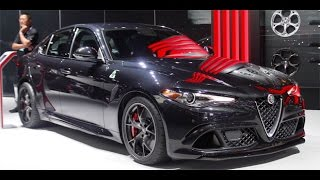 Download Alfa Giulia Quadrifoglio Verde BLACK CARBON EDITION - TEST 0 - 300 FINAL Video
