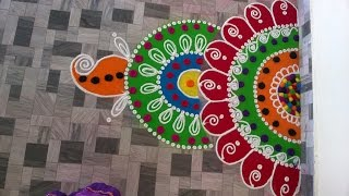 Download Sanskar Bharti Rangoli Design (NEW) Video