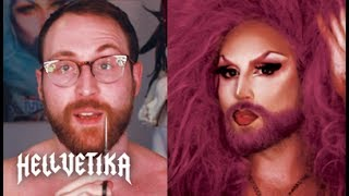 Download Hellvetika - Bearded Drag Queen Tutorial Video