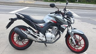 Download Rodolfinho da Z- Testando Honda CB Twister 250 - 2018. Video