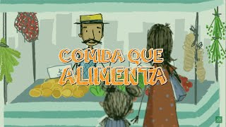 Download Comida Que Alimenta Video