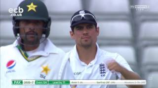 Download Highlights of a brilliant day three as England take the lead at Edgbaston Video