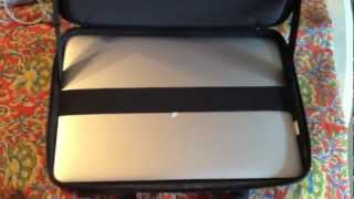 Download Thule 13″ MacBook Pro and iPad Attache Case Closer Look Video