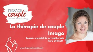 Download Conférence sur la Thérapie de Couple Imago UNESCO Paris 2017 par Florentine d'Aulnois Wang Video