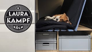 Download Camper Van Conversion Ep.1 - Bed, Couch and Cargo Video