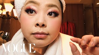 Download Naomi Watanabe's Guide to Glitter Eyes and Bold Lips | Beauty Secrets | Vogue Video