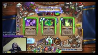 Download Kripp as Jade Druid vs Dragon Rogue [Hearthstone | Mean streets of Gadgetzan] Video