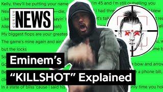 """Download Eminem's """"KILLSHOT"""" Explained   Song Stories Video"""